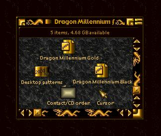 Dragon Millennium Black