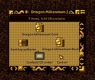 Dragon Millennium Gold