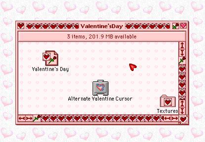 valentine Cursors